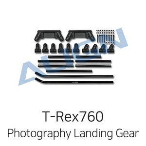 ALIGN T-Rex800E Aerial Photography Landing Gear Assembly - 드론정보 & 쇼핑