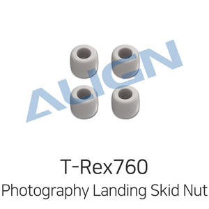 ALIGN T-Rex800E Aerial Photography Landing Skid Nut - 드론정보 & 쇼핑