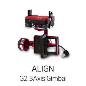 ALIGN G2 3Axis Gimbal for GoPRO Hero3/4