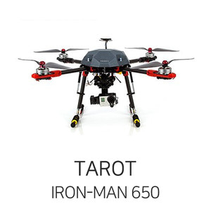 엑스캅터 - 타롯 IRON-MAN 650 Sports Quad COPTER(KIT/Retract/650mm)