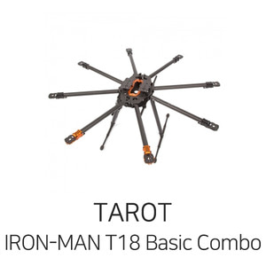 엑스캅터 - 타롯 IRON-MAN T18 OCTO Basic Combo (Folding/1270mm) - V2