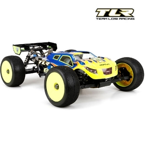 엑스캅터 - 8IGHT-T 3.0 Race Kit: 1/8 4WD Nitro Truggy