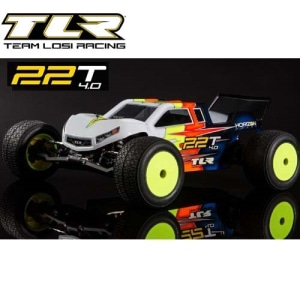 엑스캅터 - [프로급]TLR 22T 4.0 Race Kit: 1/10 2WD Stadium Truck