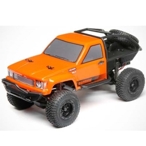 엑스캅터 - 바라지 ECX 1:24 Barrage Scaler 4WD RTR - Orange