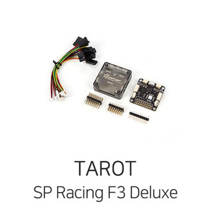 엑스캅터 - 타로 SP Racing F3 Deluxe Flight Controller(10DOF)