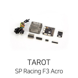 엑스캅터 - 타로 SP Racing F3 Acro Flight Controller(6DOF/OSD)