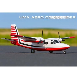 엑스캅터 - UMX Aero Commander BNF Basic with AS3X