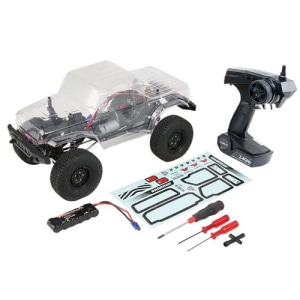 엑스캅터 - 1.9 4WD Barrage Brushed: Kit
