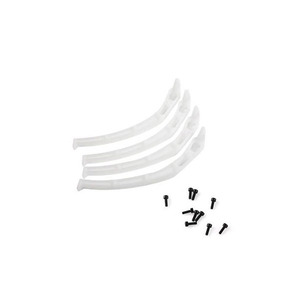 엑스캅터 - 타롯 F450/550 Landing Skid Set (White)