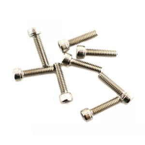"Losi 5-40x1/2"" Cap Head Screws (8) - 드론정보 & 쇼핑"