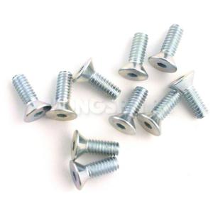 "Losi 5-40x3/8"" Flat Head Screws (10) - 드론정보 & 쇼핑"