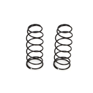 엑스캅터 - 16mm Front Shock Spring, 4.6 Rate, Silver (2): 8B 3.0