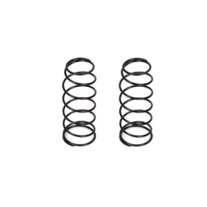 엑스캅터 - 16mm Front Shock Spring, 5.0 Rate, Black (2): 8B 3.0