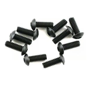"Team Losi 2-56x1/4"" Button Head Screws (10) - 드론정보 & 쇼핑"