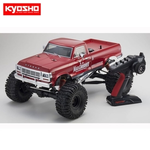 엑스캅터 - GP MT-4WD r/s MAD CRUSHER ready set