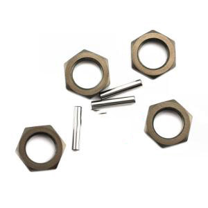 엑스캅터 - WHEEL NUTS & PINS (4EA) - 8B,8T