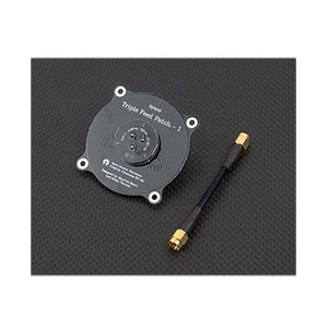 엑스캅터 - 타로 Triple Feed Patch-1 5.8GHz 9.4dBi Directional Circular Polarized FPV