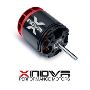 엑스캅터 - Xnova 4035-600KV 2Y Brushless Motor (Shaft A) (620mm to 700mm blade size) 10~12S
