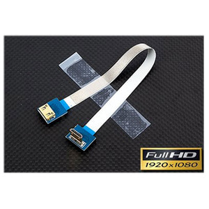 엑스캅터 - HDCVT Mini HDMI to Mini HDMI Flexible AV 연장 Cable(M-F)