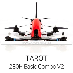 엑스캅터 - TAROT 280H FPV Racer - Basic Combo (Version.2)