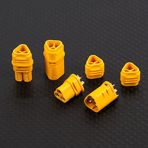 엑스캅터 - AMASS MT30 3-Phase Motor/ESC Connector Housing Set (2 Set)