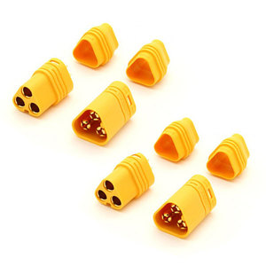 엑스캅터 - AMASS MT60 3-Phase Motor/ESC Connector Housing Set (2 Set)