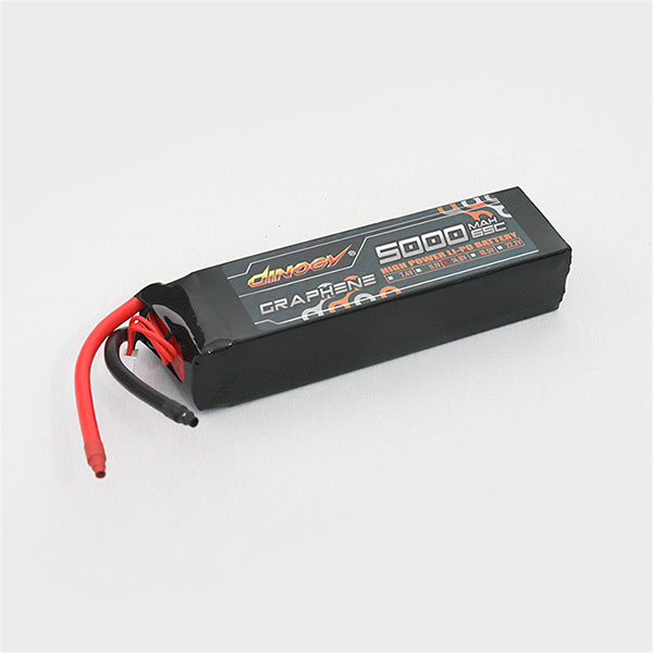 드론장 - 다이노지 Graphene 5000mAh 4S 65C (Light Weight)