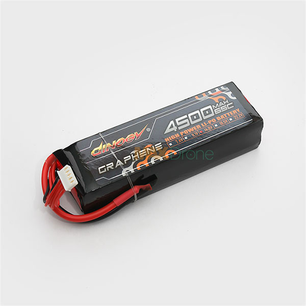 드론장 - 다이노지 Graphene 4500mAh 4S 65C (Light Weight)