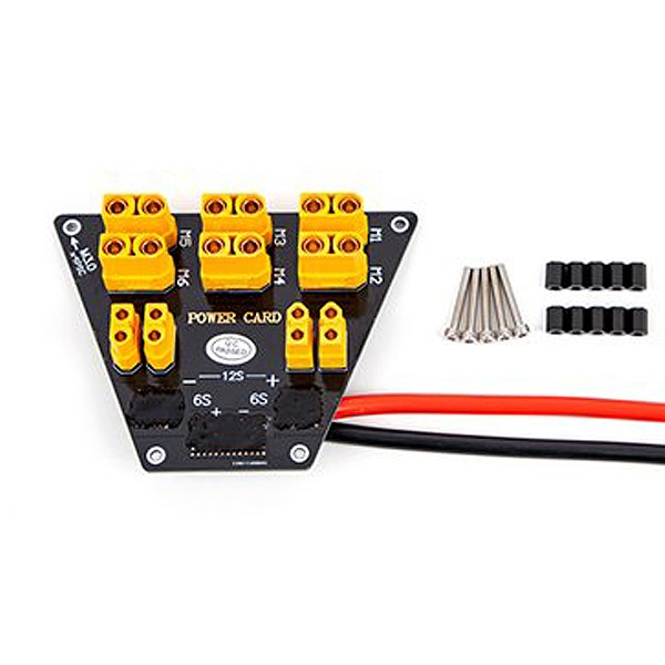 엑스캅터 - [SHR] X4-10S/X6-10S/16s20S Super Grille - Power Distribution Board(12S)