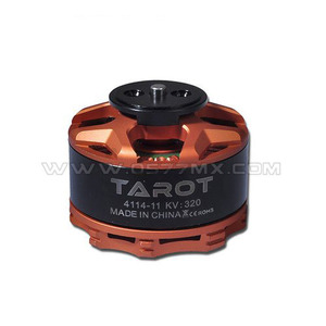 엑스캅터 - TAROT 4114-11 / 320KV BL Motor for MultiCopter (Orange / Black)