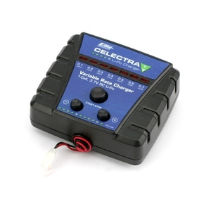 엑스캅터 - Celectra 1S 3.7V Variable Rate DC Li-Po Chager