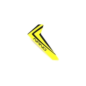 엑스캅터 - Yellow Vertical Fin w/decal: nCP X