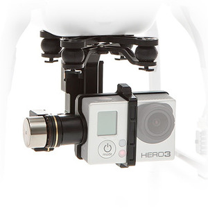 엑스캅터 - Zenmuse H3-2D Gimbal (for phantom 2 only)