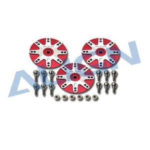 엑스캅터 - JR Metal Servo Horn Set(Universal Type)