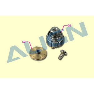 엑스캅터 - DS410/410M Servo Gear Set