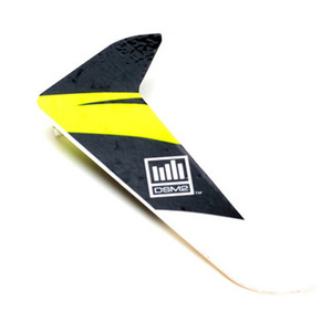 엑스캅터 - [120SR 부품] Vertical Fin with Decal (BLH3120)